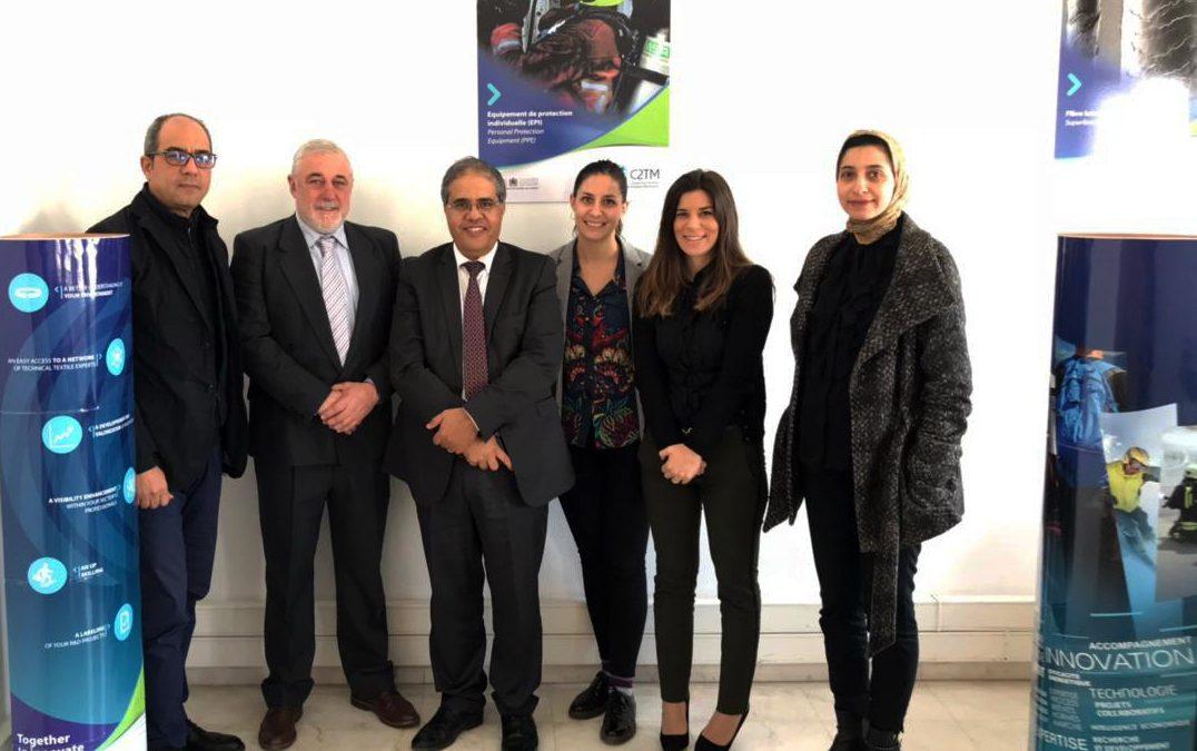 Fundación Andaltec lleva a cabo una misión de cooperación tecnológica a Marruecos para afianzar su internacionalización