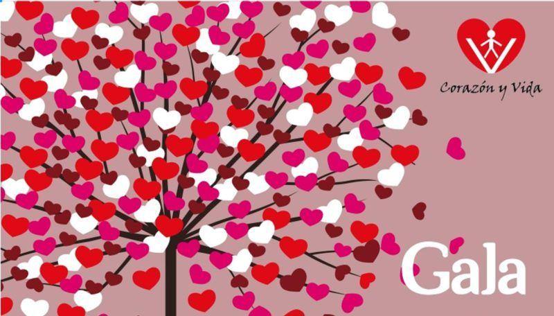 Corazón y Vida celebra el próximo viernes su cena benéfica anual