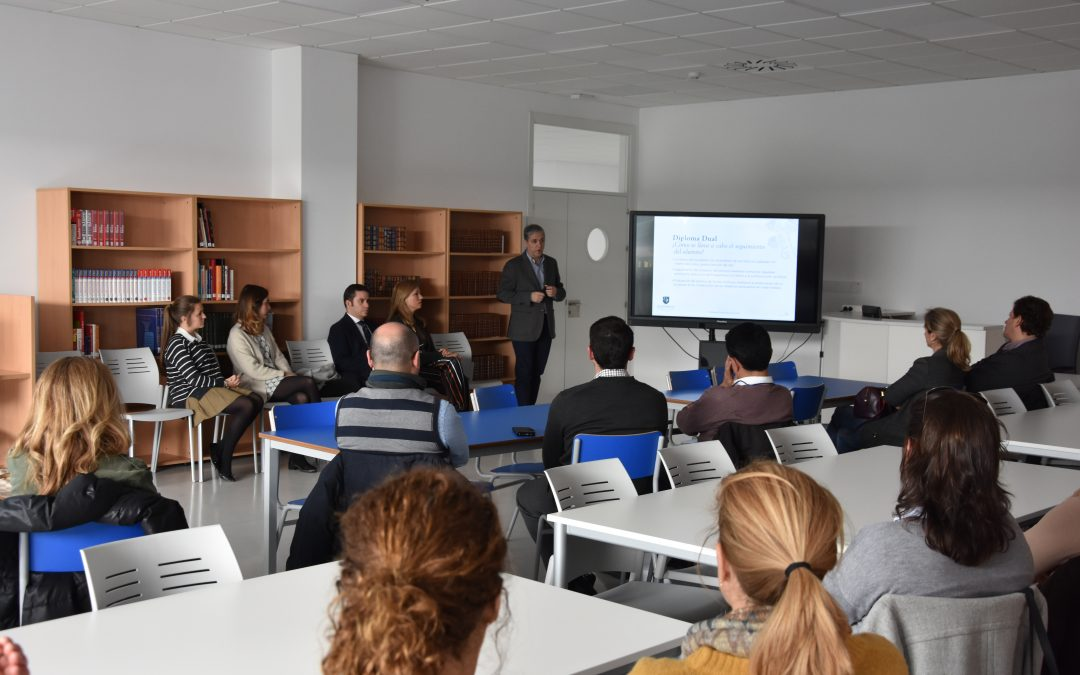 El Colegio CEU San Pablo Sevilla incorpora el Bachillerato Internacional Dual para el próximo curso