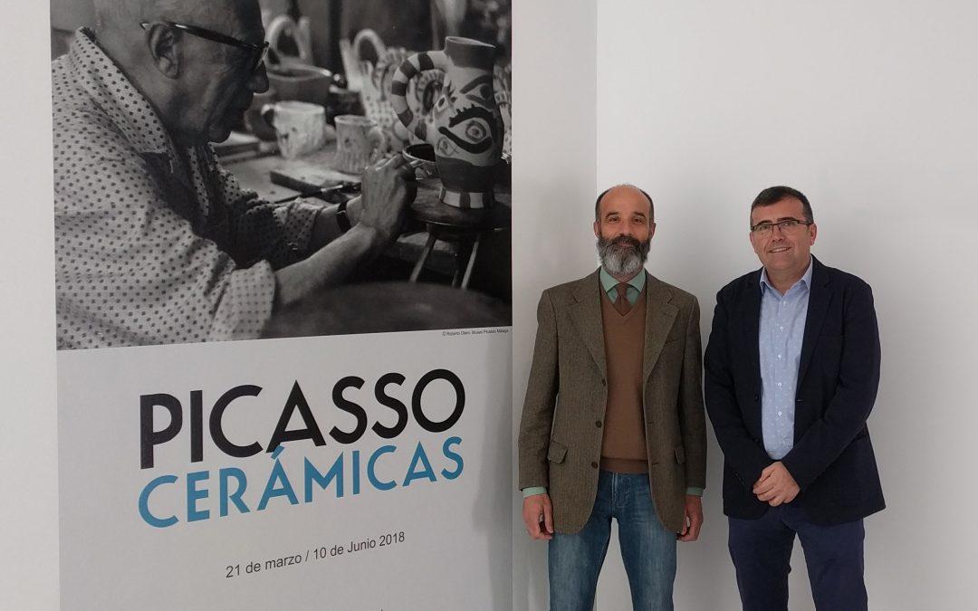 Picasso, gran protagonista de la primavera artística en CajaGranada