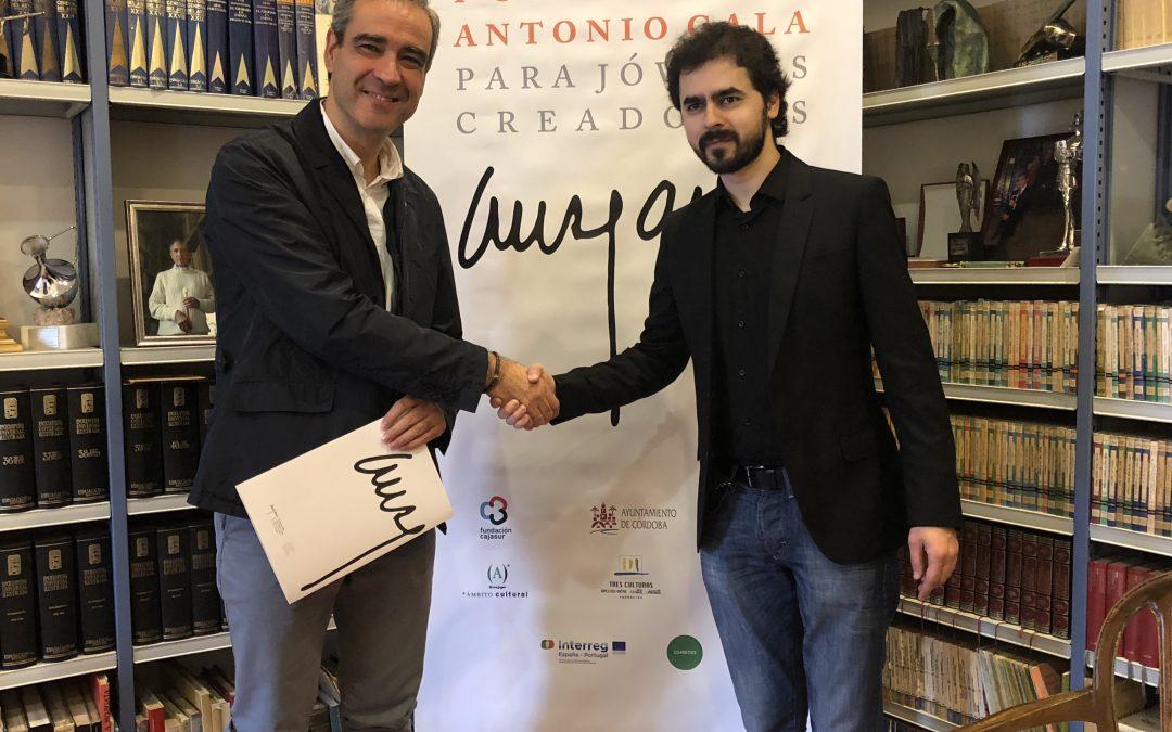 La Camerata Capricho Español une a su nombre el de la Fundación Antonio Gala tras la firma de un convenio