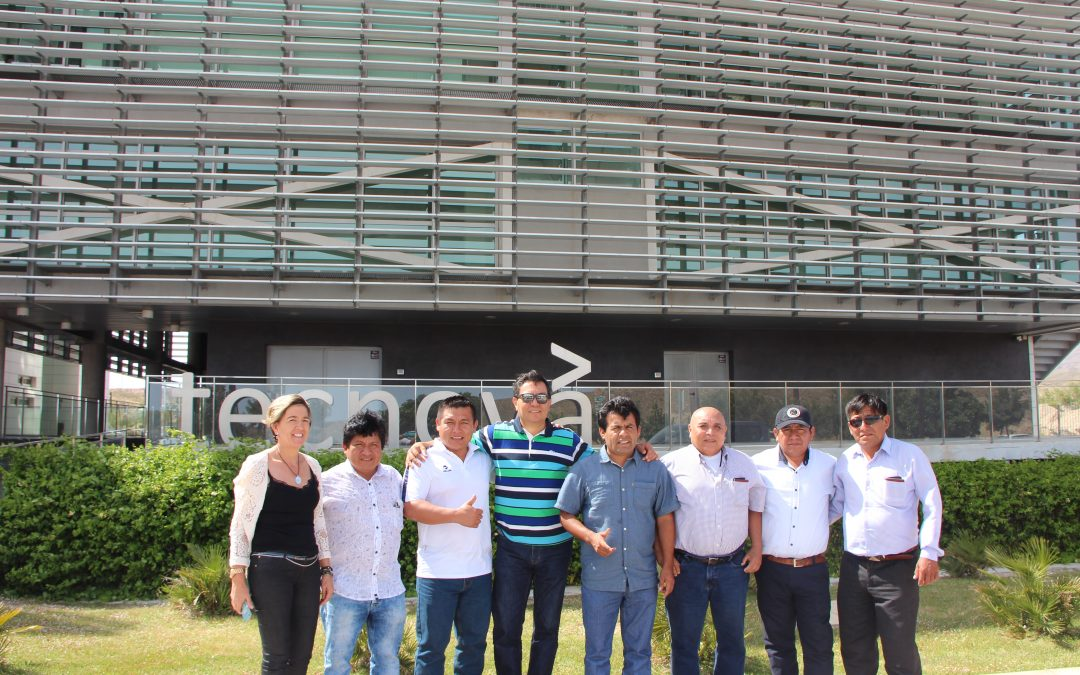 CT Tecnova contribuye a impulsar la agricultura bajo invernadero en el Perú