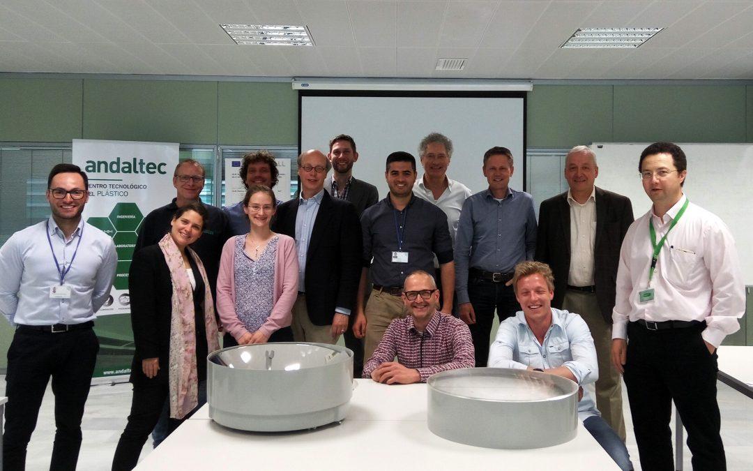 La Fundación Andaltec participará en eventos de energía solar en España, Alemania y Dubai en 2018