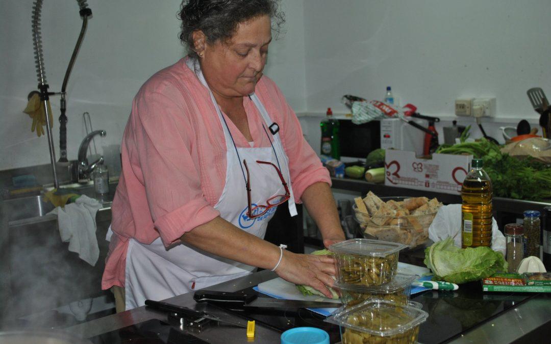 La fundaci n banco de alimentos de sevilla inicia sus for Cocina de aprovechamiento