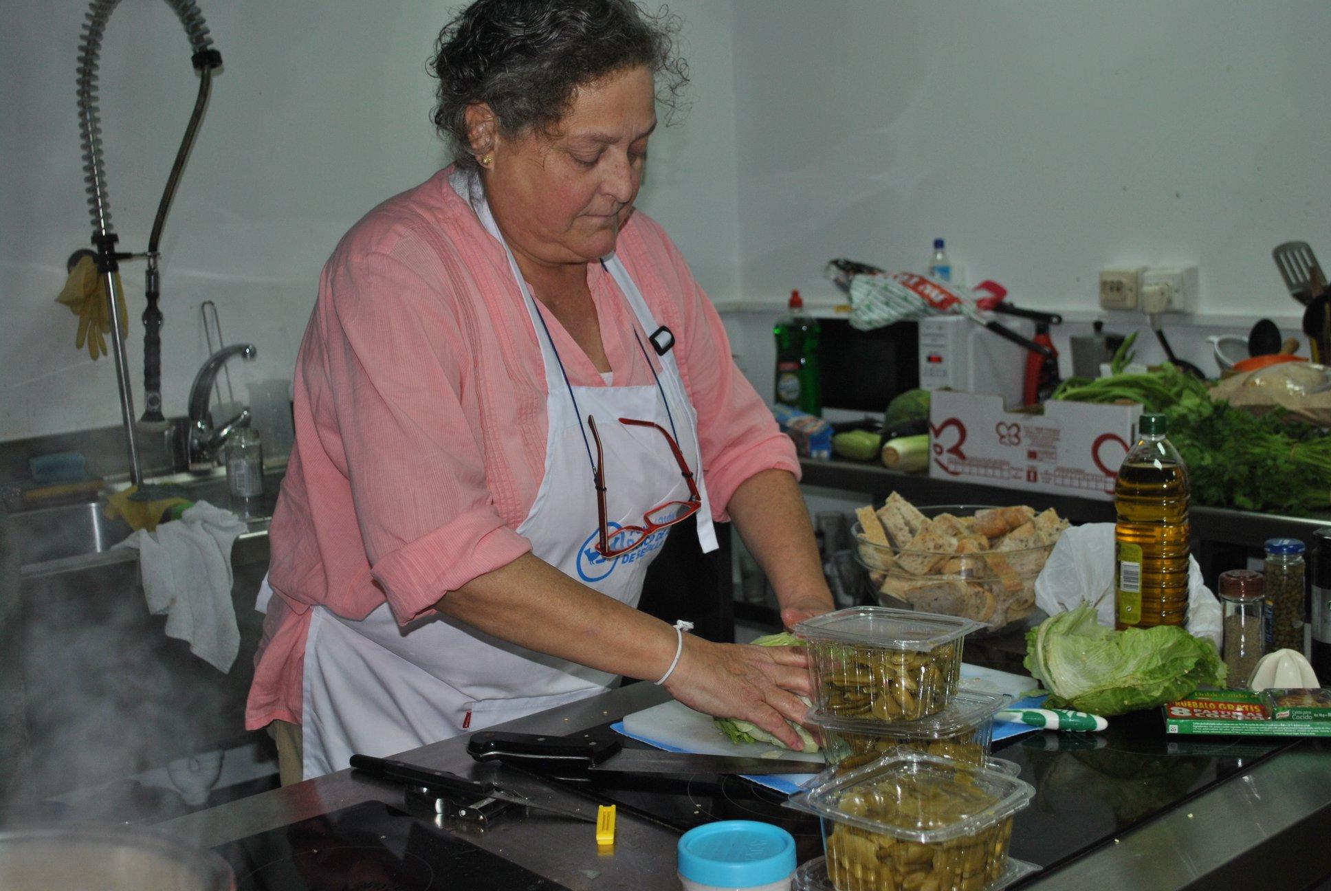 La Fundación Banco de Alimentos de Sevilla inicia sus cursos de cocina de aprovechamiento - AFA - Asociaciones y Fundaciones Andaluzas
