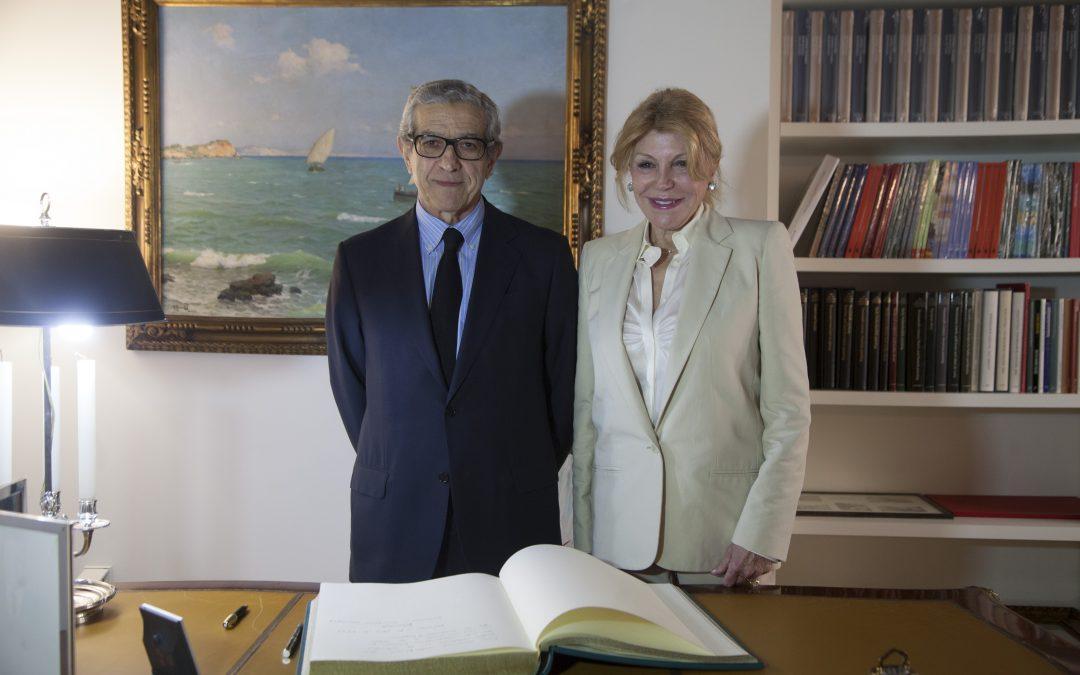 La Fundación Unicaja renueva su colaboración con el Museo Carmen Thyssen Málaga