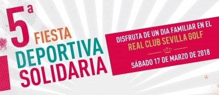 La Fundación Prodean organiza este fin de semana su V Fiesta Deportiva Solidaria