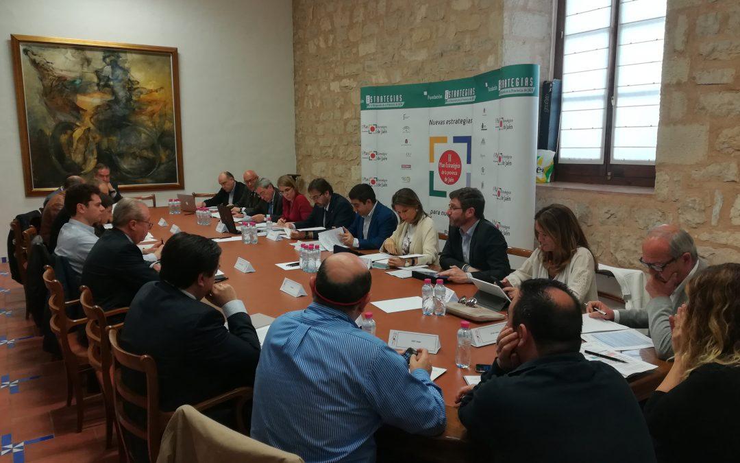 Fundación Estrategias aprueban 200 actuaciones para incluir en la ITI de Jaén
