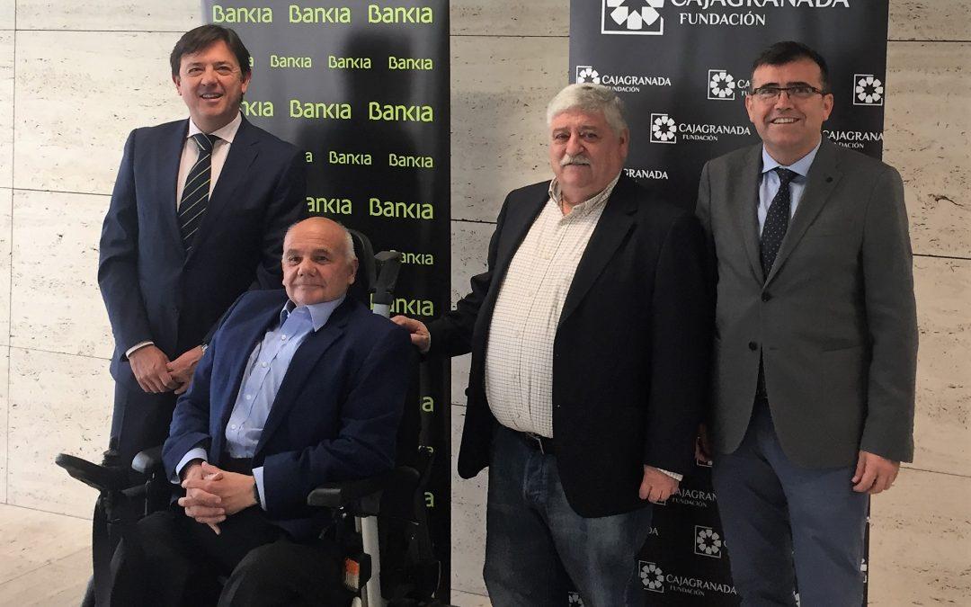 CajaGranada Fundación y Bankia impulsan dos proyectos especiales de empleo e integración