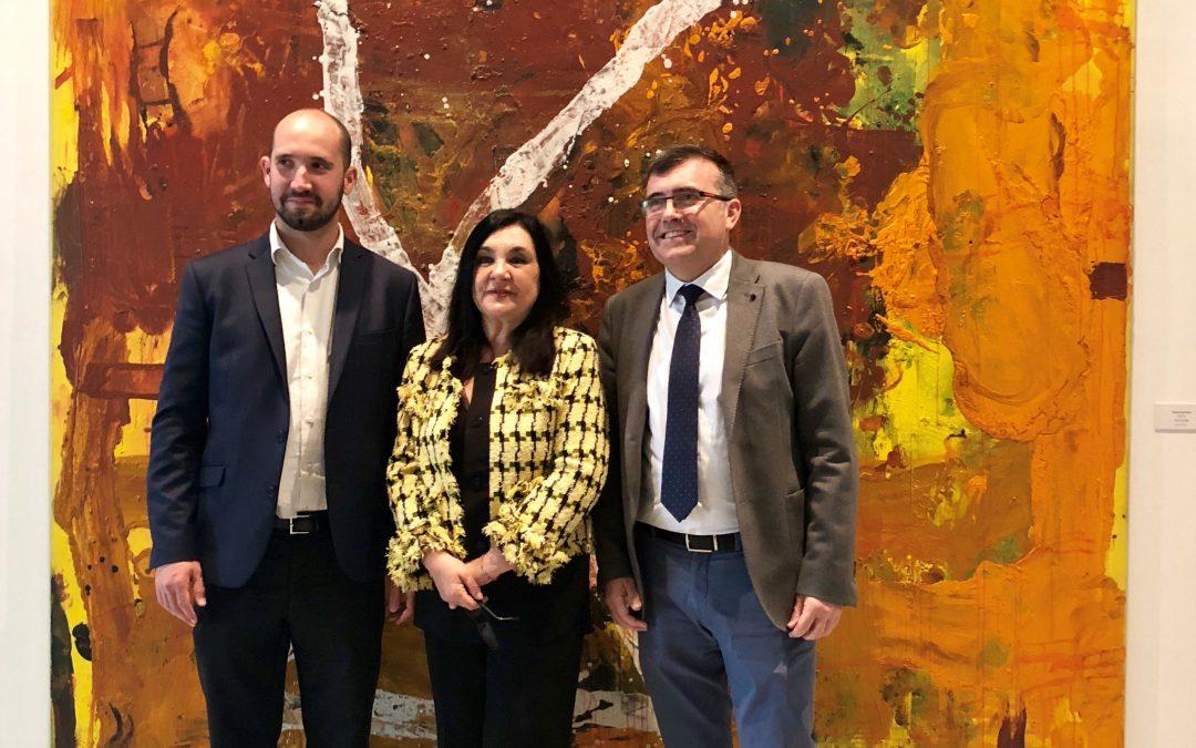 CajaGranada acoge la colección de pintura española contemporánea del ICO