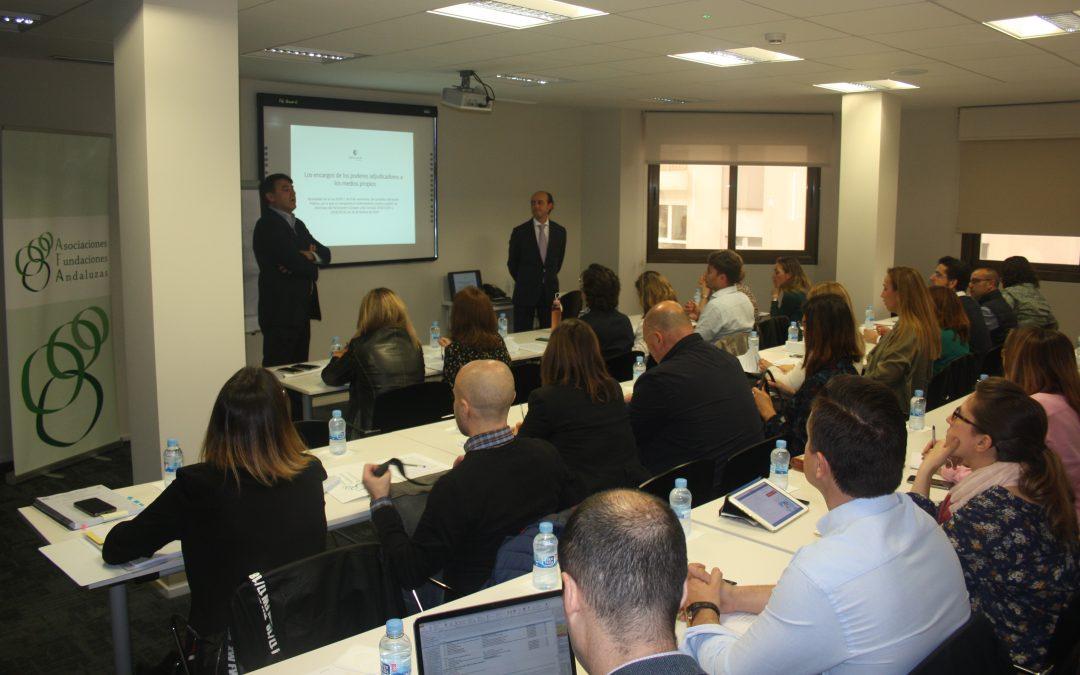 La AFA celebra el tercer módulo del curso de Contratación Pública