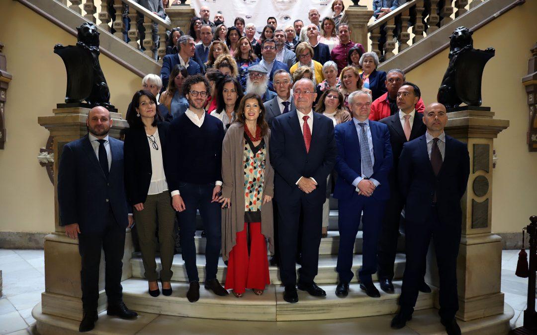 La Fundación Unicaja patrocina la Noche en Blanco de Málaga y ofrece otras actividades complementarias