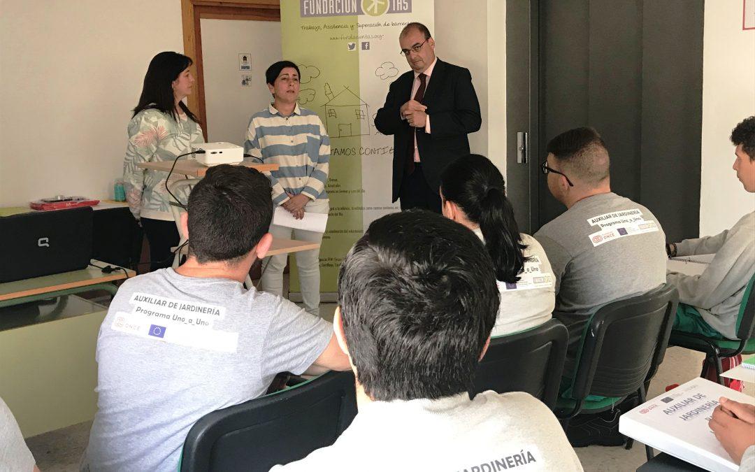 Fundación TAS desarrolla nueva acciones formativas para la inserción laboral de los jóvenes