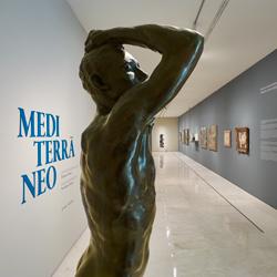 Más de 14.000 personas recorren la exposición Mediterráneo del Museo Carmen Thyssen