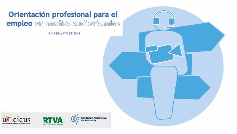 """Fundación AVA y Cicus ofrecen un curso de """"Orientación profesional para el empleo en medios audiovisuales"""""""