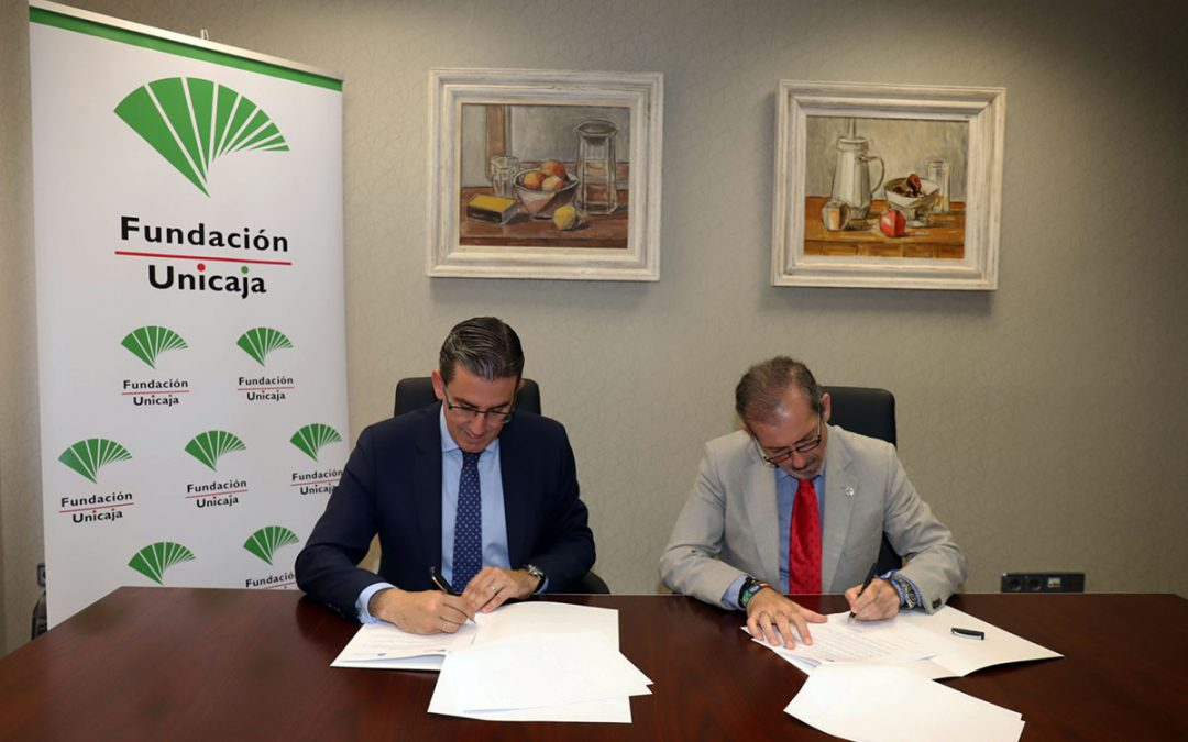 Fundación Unicaja y el Colegio de Abogados de Málaga renuevan su convenio de colaboración para impulsar actividades culturales