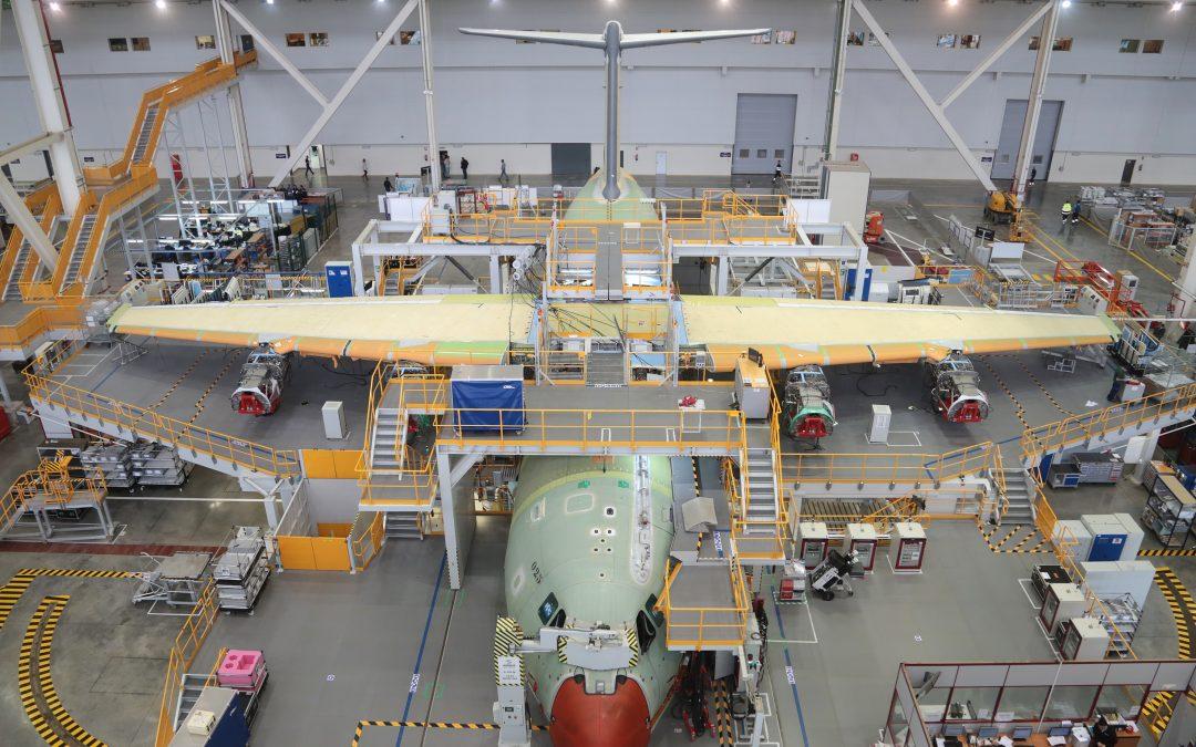 CTA nuevo miembro en la Plataforma Tecnológica Aeroespacial Española
