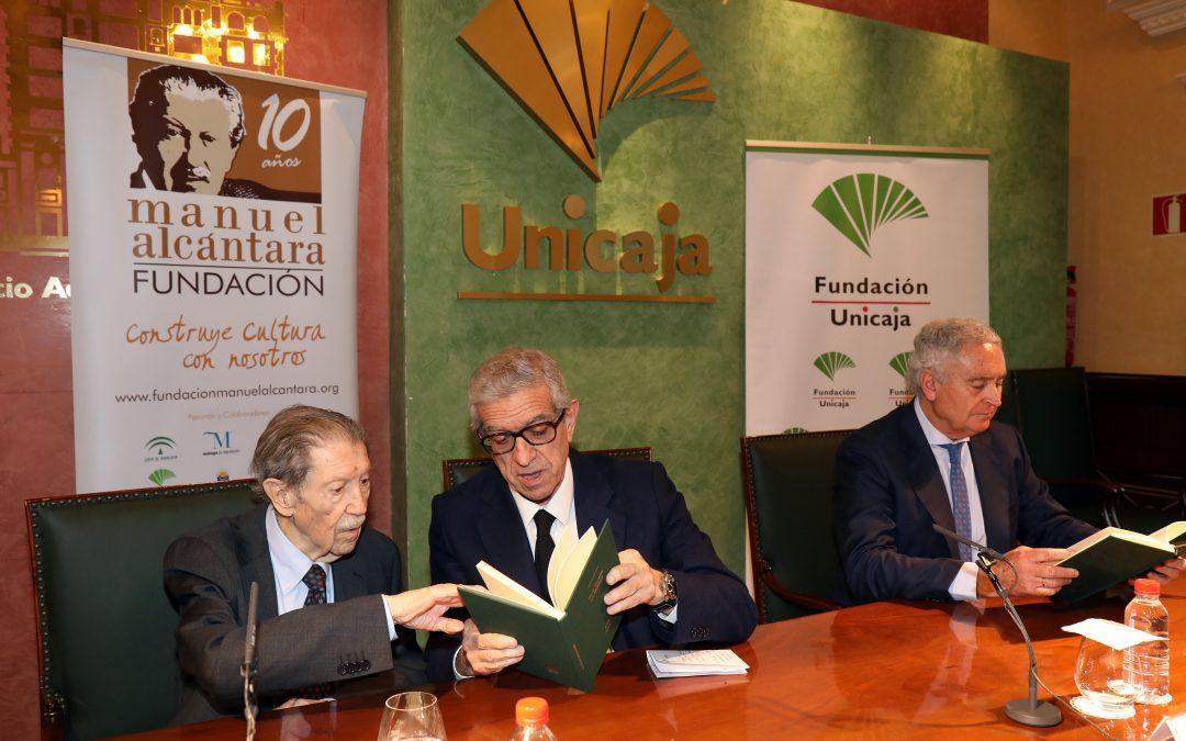 Fundación Unicaja reedita el libro 'Este verano en Málaga' de Manuel Alcántara