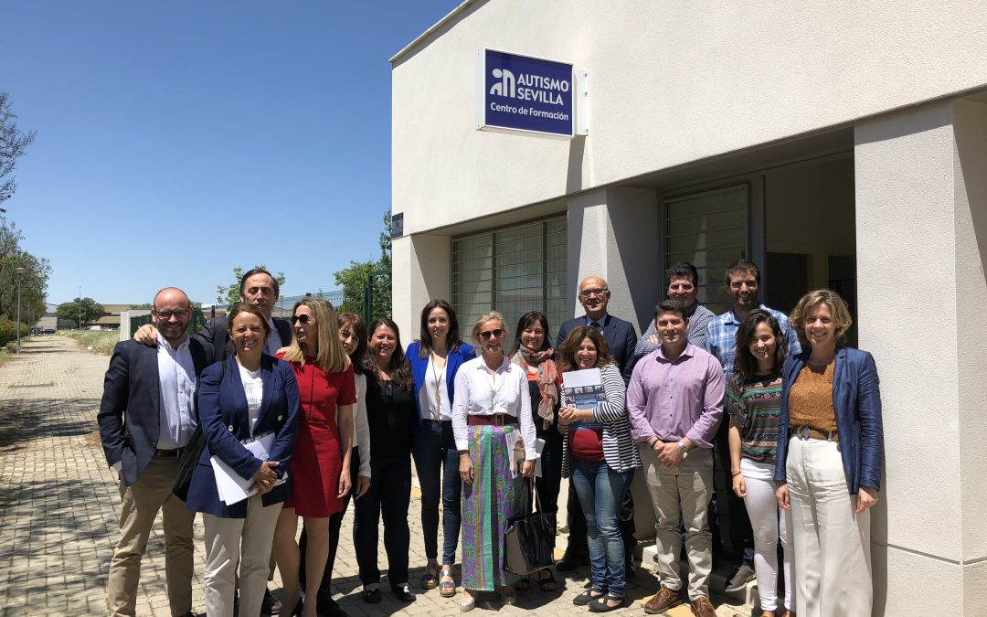 2ª Reunión del Grupo de Trabajo de Asociaciones Y Fundaciones Sociales en Autismo Sevilla