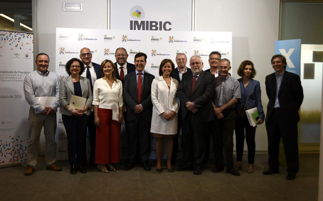 El IMIBIC y la Fundación Roche celebran en Córdoba una jornada sobre la Medicina Personalizada de Precisión
