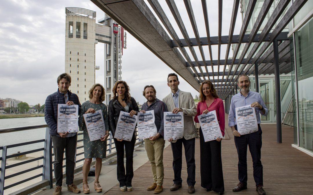 Presentación del cartel de la Gala Solidaria por el Autismo