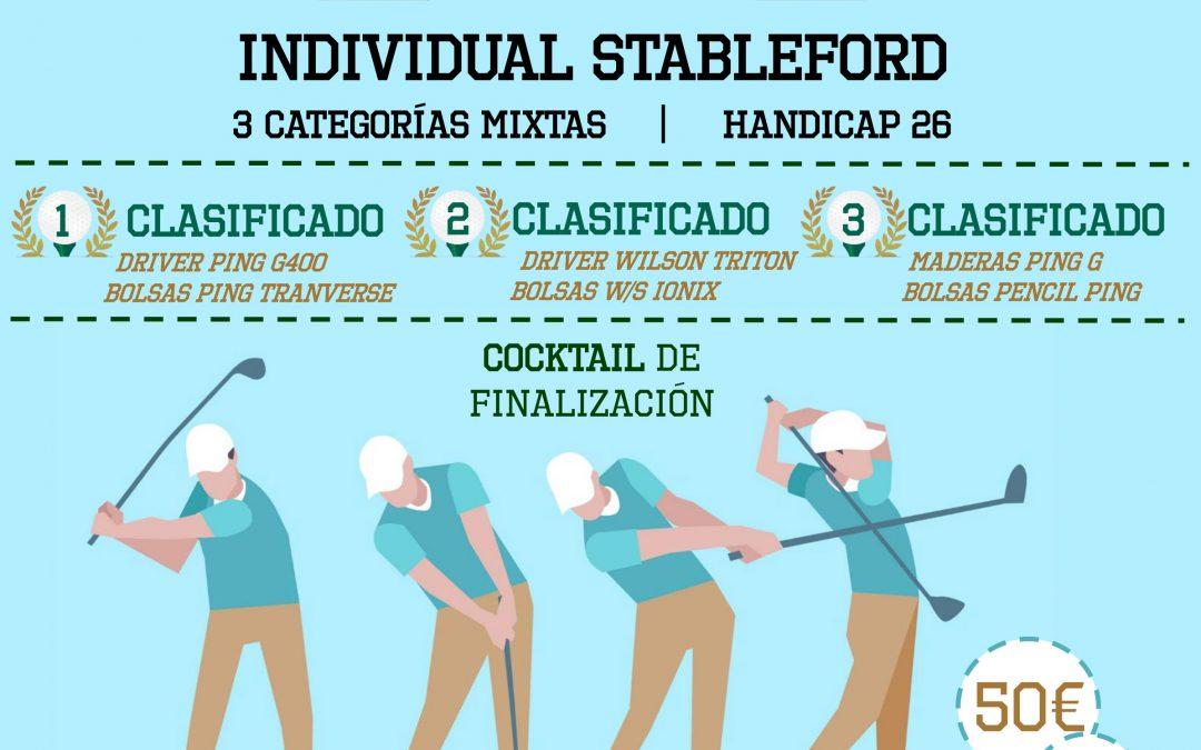 El Torneo de Golf Fundación Rincón se celebrará el próximo 30 de junio