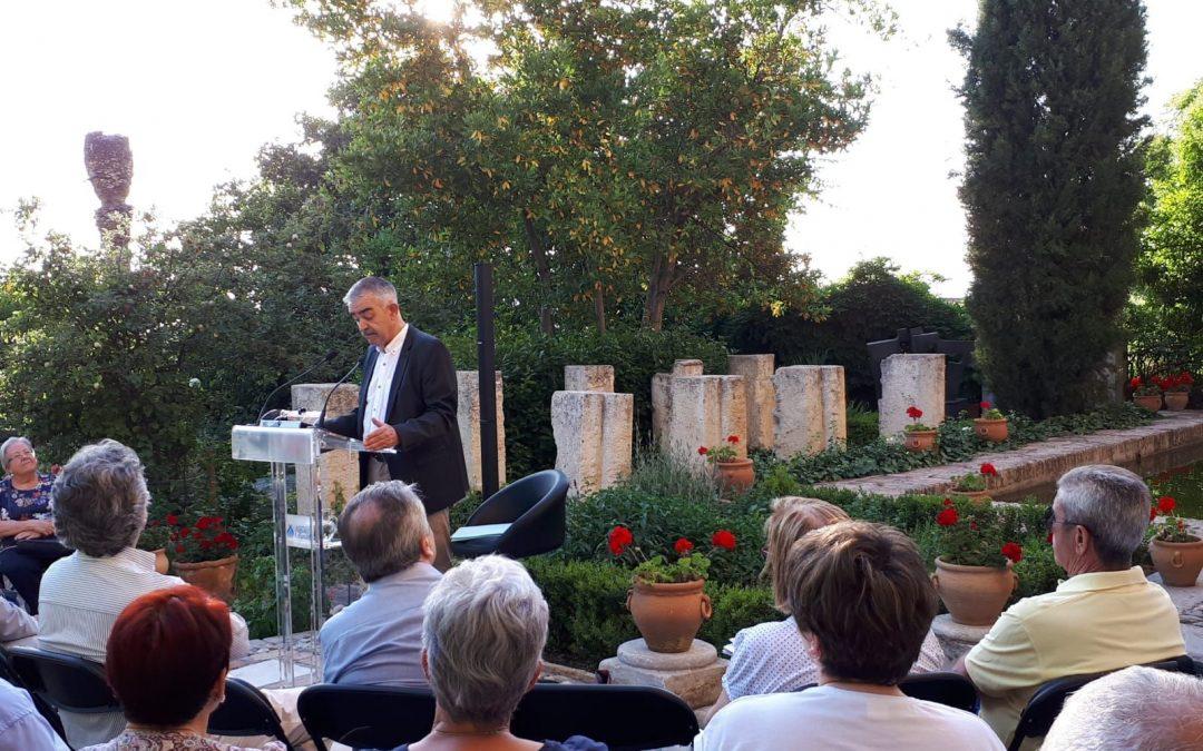 """Fundación AguaGranada celebra la conferencia """"El sueño europeo del Emperador"""" de Francisco Sánchez-Montes"""