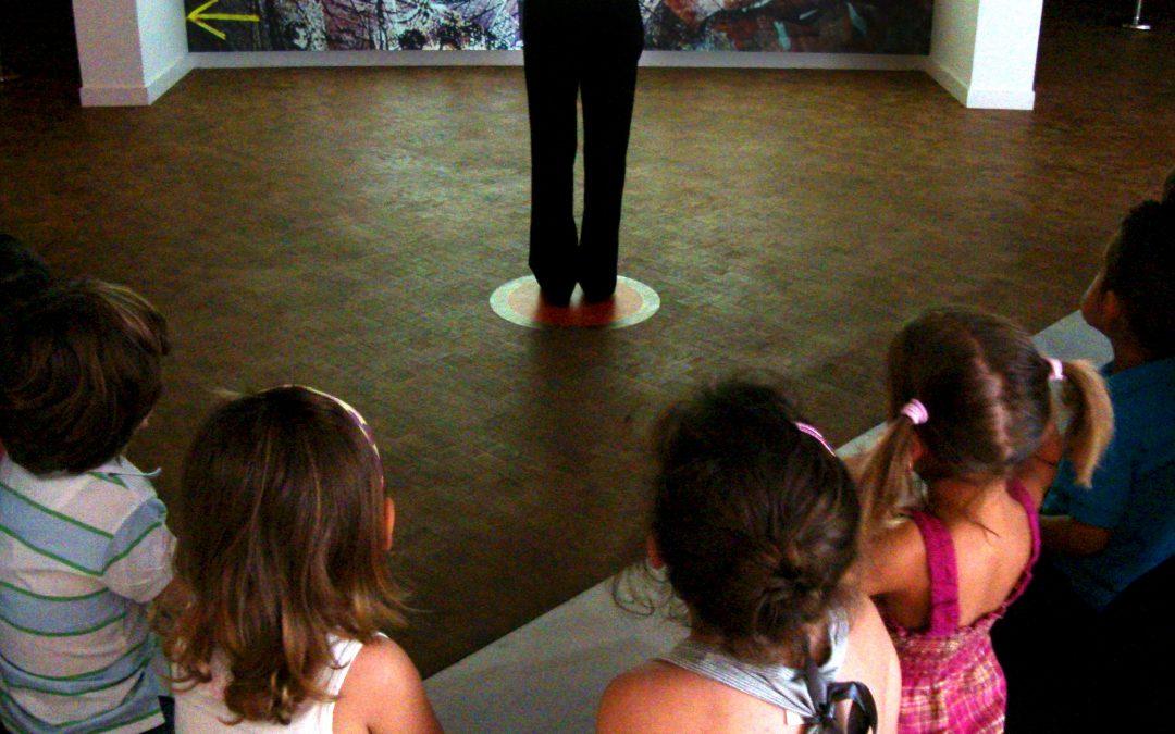 El Museo CajaGranada con la conciliación laboral y familiar este verano