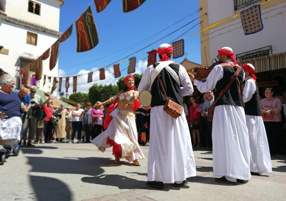 """La Fundación Pública Andaluza El Legado Andalusí organiza """"Los zocos de al-Andalus"""" en Ugíjar (Granada)"""