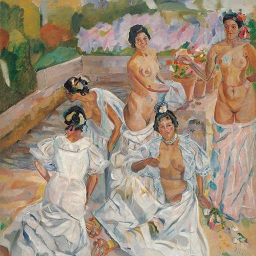 El Museo Carmen Thyssen expondrá la muestra 'La furia de color', de Francisco Iturrino
