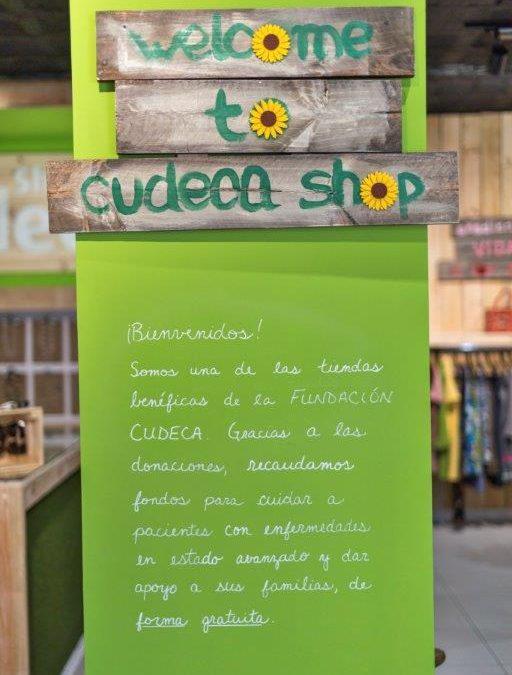Fundación Cudeca necesita voluntarios para su tienda de San Pedro de Alcántara