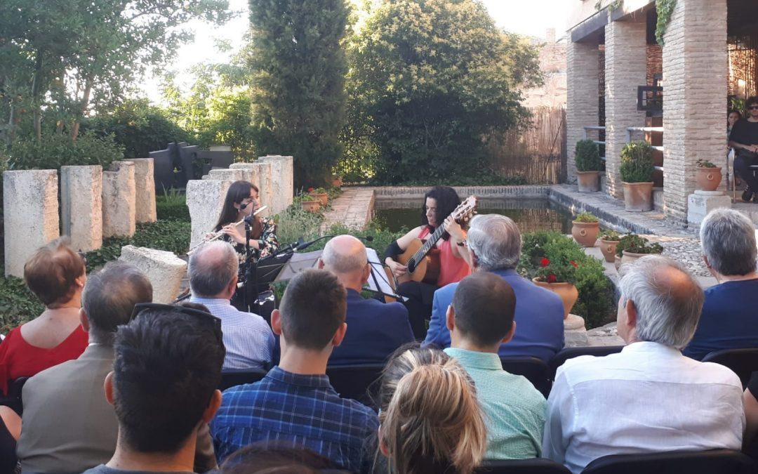 Comienza el ciclo 'Música en el Aljibe' de Fundación AguaGranada