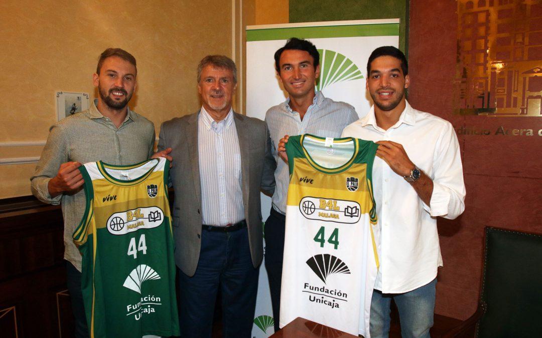 Fundación Unicaja y la asociación Basket 4Life ayudarán a jugadores de baloncesto senior a buscar un futuro profesional fuera de las canchas