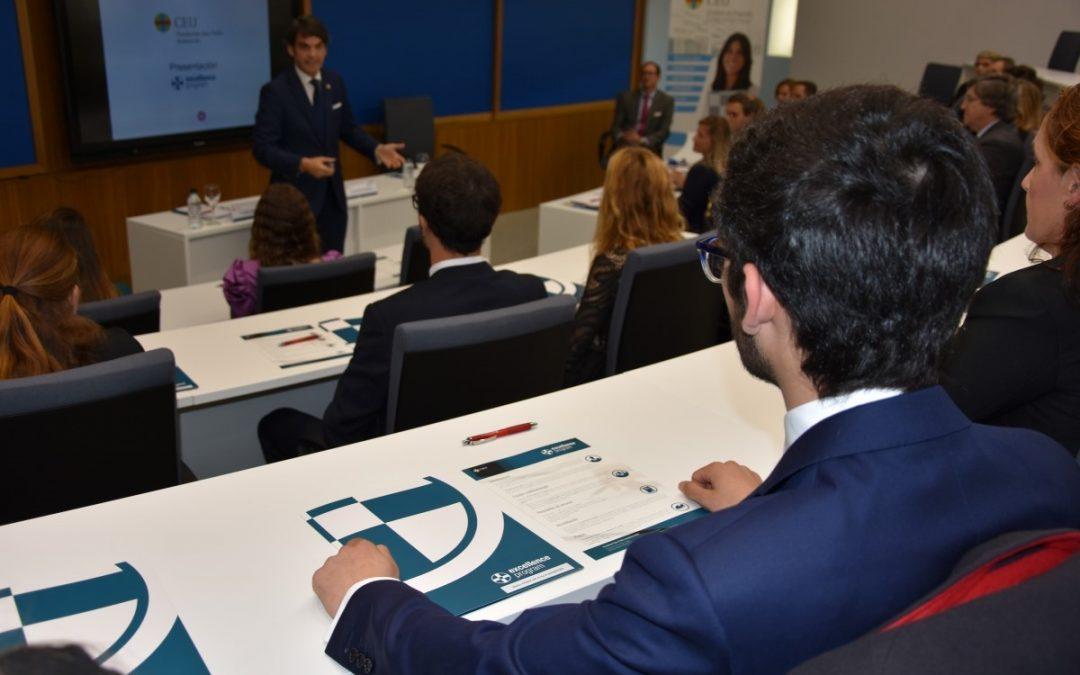 CEU Andalucía impulsa el talento de sus alumnos de grado y formación profesional