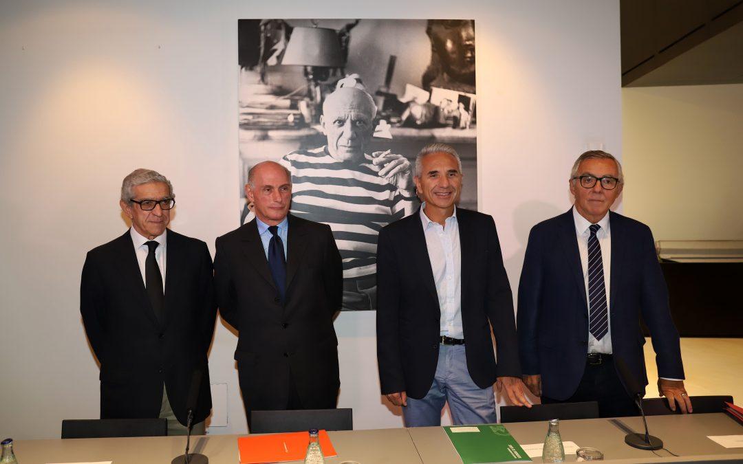 Fundación Unicaja regresa al Museo Picasso Málaga con el patrocinio de la próxima exposición temporal y del  IV Congreso Internacional Picasso