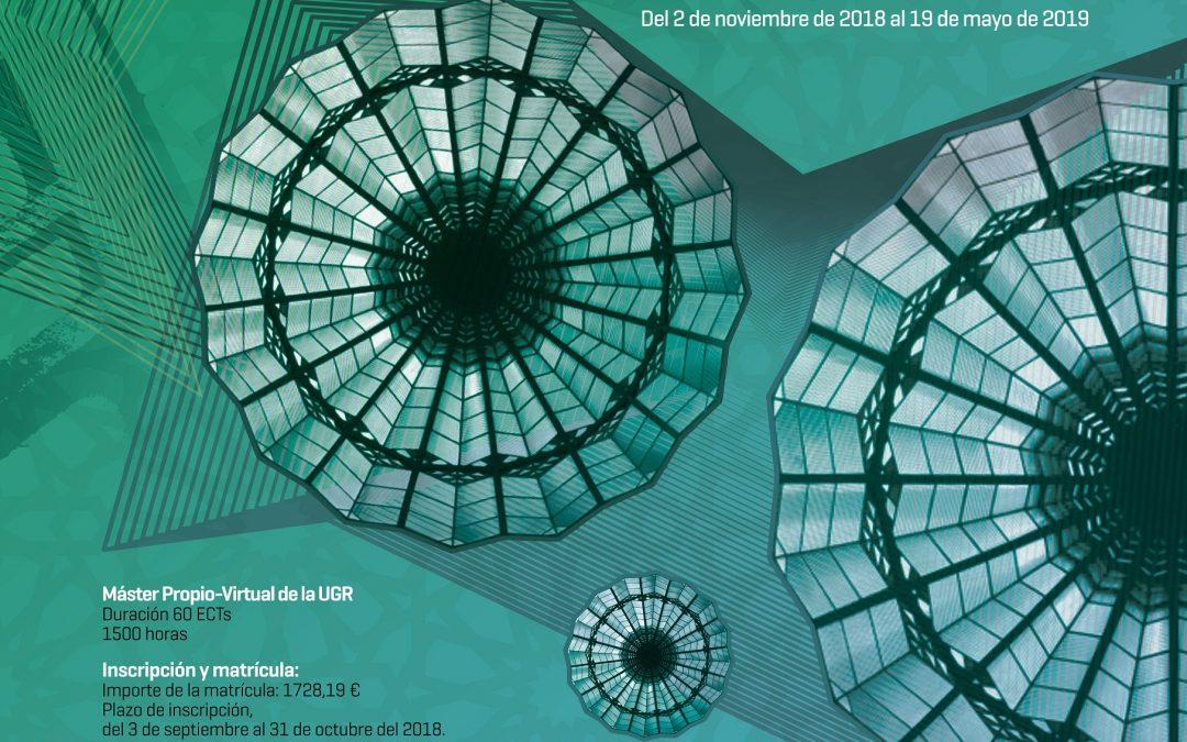 Abierto el plazode inscripción al Máster Virtual 'El Islam en el Mundo Contemporáneo' de Fundación Euroárabe y la Universidad de Granada