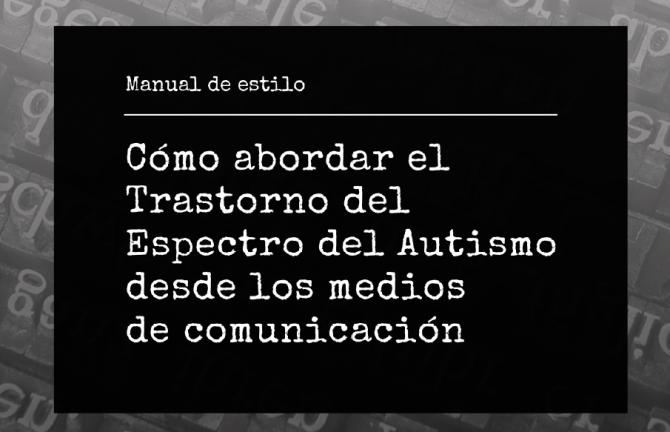 """El secretario de Estado de Comunicación """"apadrina"""" el Manual de Estilo para medios de comunicación editado por Autismo España"""