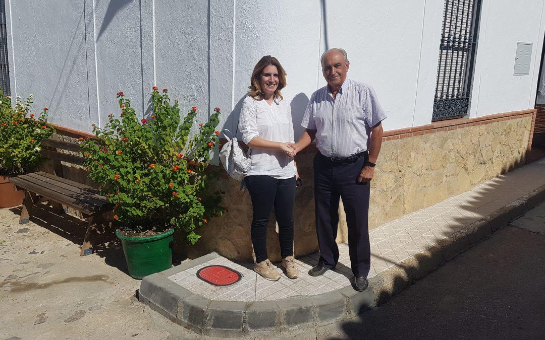 La Fundación Atalaya financia la instalación de hidrantes contra incendios en Campofrío