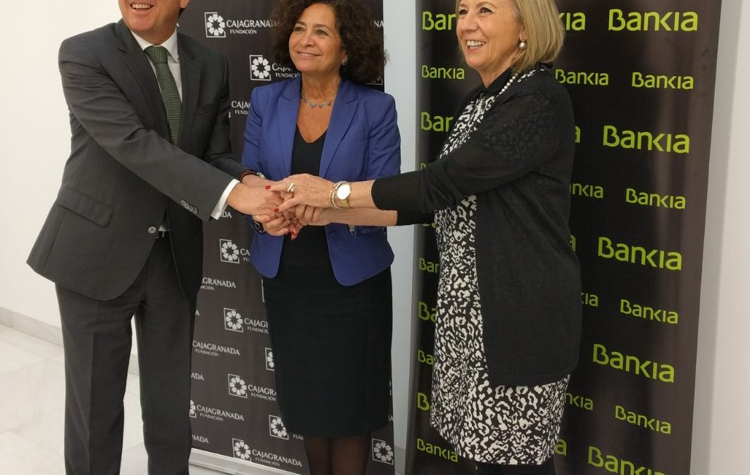 CajaGranada Fundación, Bankia y la UGR impulsan el emprendimiento a través de actividades de generación de ideas de negocio en la comunidad universitaria