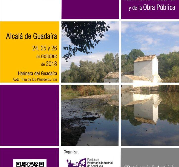 II Congreso Internacional de Patrimonio Industrial y Obra Pública de FUPIA