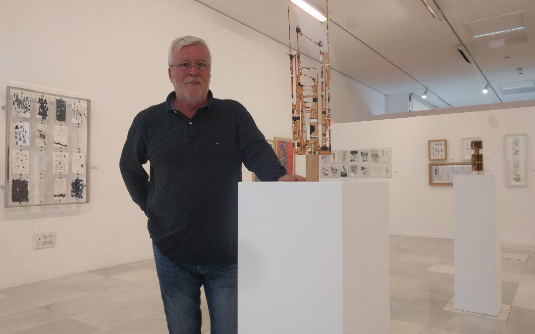 El Centro Cultural Memoria de Andalucía acoge la obra pictórica de Lazúen, a través de su mirada insolente