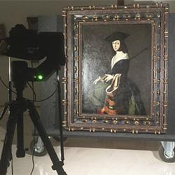 El Museo Carmen Thyssen Málaga mostrará sus obras maestras digitalizadas en super-alta resolución en la app Second Canvas