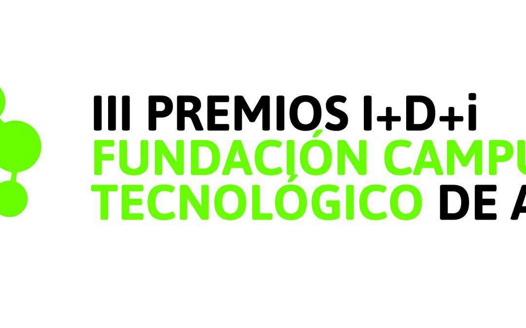 Abierto el plazo para presentar proyectos a los III Premios I+D+i Fundación Campus Tecnológico