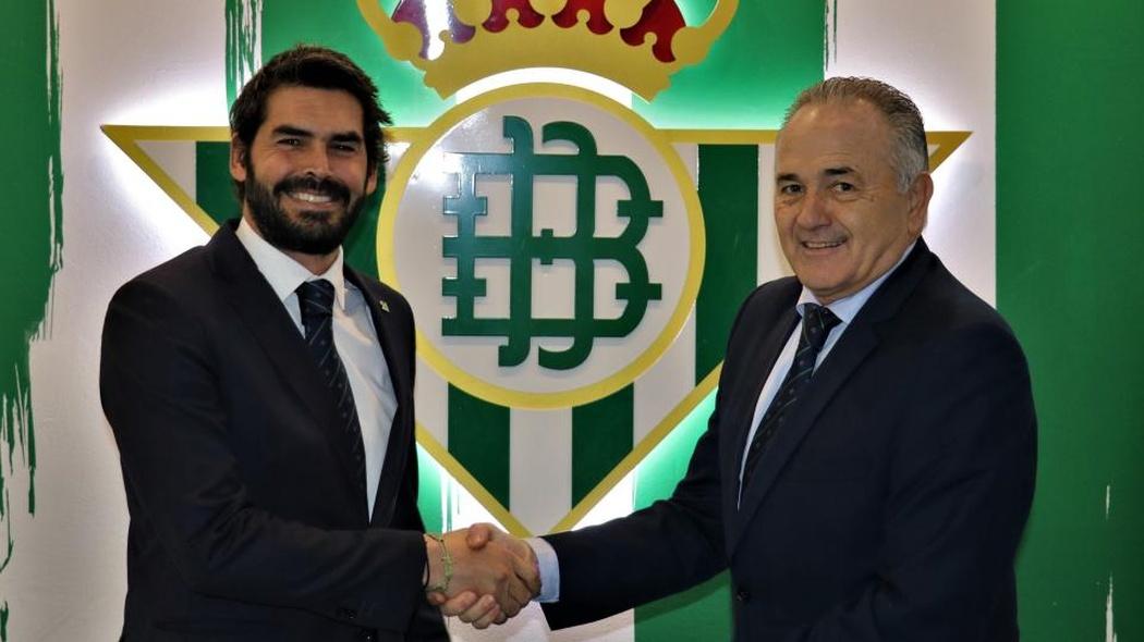 Rafael Muela Pastor, nuevo responsable de Proyectos de la Fundación Real Betis Balompié