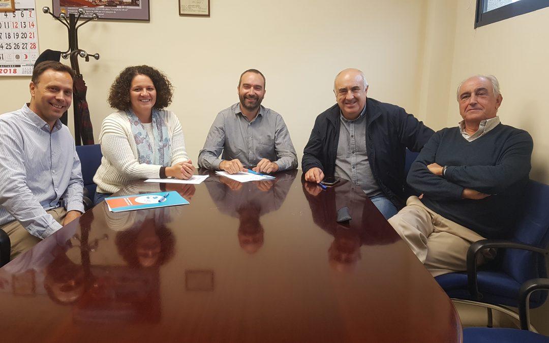 La Fundación Atalaya y el Ayuntamiento de Nerva ponen en marcha una escuela de idiomas