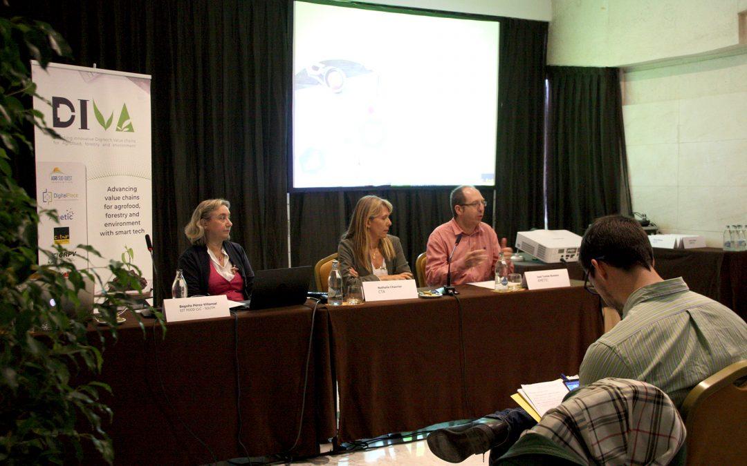 CTA, Ametic y EIT Food reúnen en Sevilla más de 60 pymes para impulsar la digitalización del sector agroalimentario andaluz