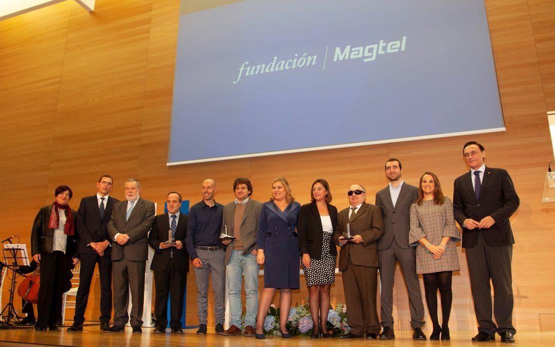 Fundación Tecsos, Fundación Don Bosco y Gades Technologies logran los I Premios Fundación Magtel