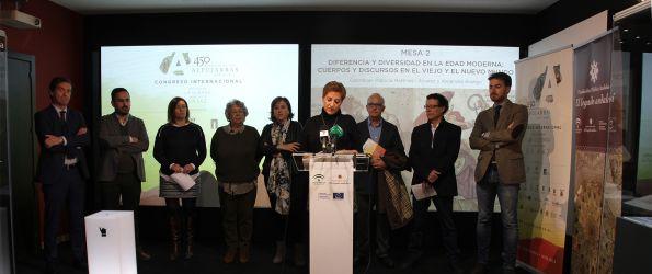 """La Fundación Pública Andaluza El Legado Andalusí colabora en el Congreso Internacional """"Recordar la guerra, construir la paz"""""""