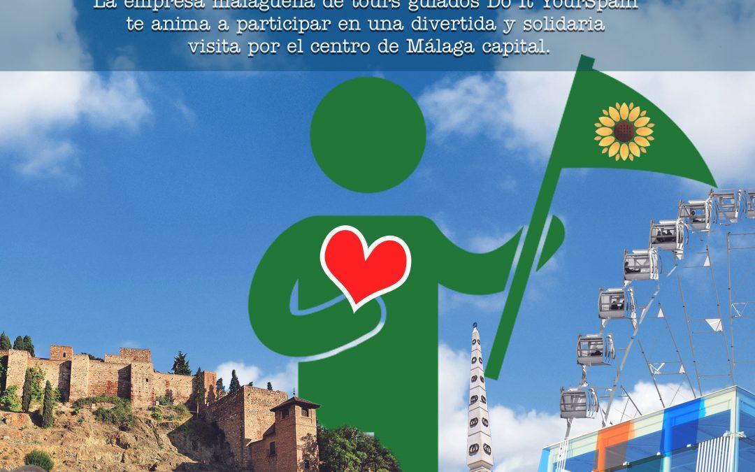 Málaga. Descubre Málaga con Do it Yourspain por CUDECA