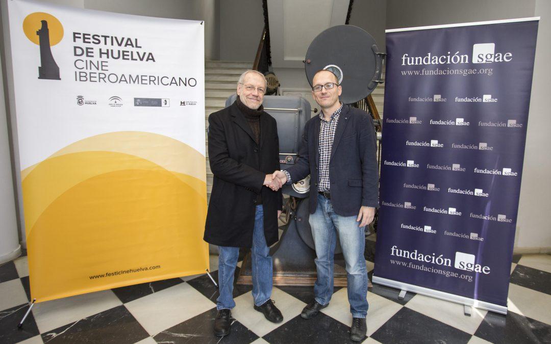 La Fundación SGAE amplía su respaldo a los creadores andaluces en la 44 edición del Festival de Cine Iberoamericano de Huelva